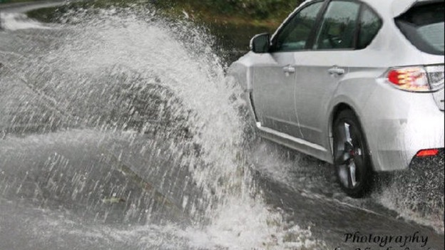 Flooding hits Lowton following heavy rainfall