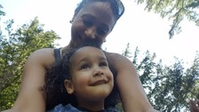 Mother dies after trying to save son from cliff fall
