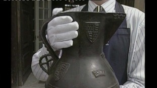 The Wenlock jug was stolen in May 2012