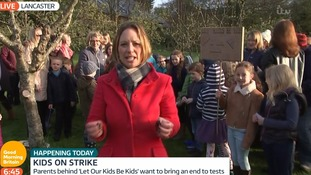 """""""Let Our Kids Be Kids"""" campaign kicks off"""