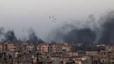 'Dozens killed' in rebel rocket attack on hospital in Syria