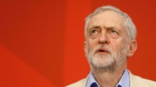 Labour MPs want to act against Corbyn-but not quite yet