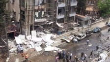 'Dozens killed' in rebel rocket attack on hospital in Syria