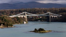 Body found in Menai Strait