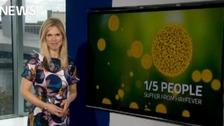 Pollen Count Explainer - Jo Blythe