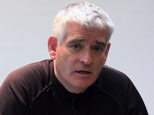 Dave Jones joined South Yorkshire Police from North Yorkshire Police