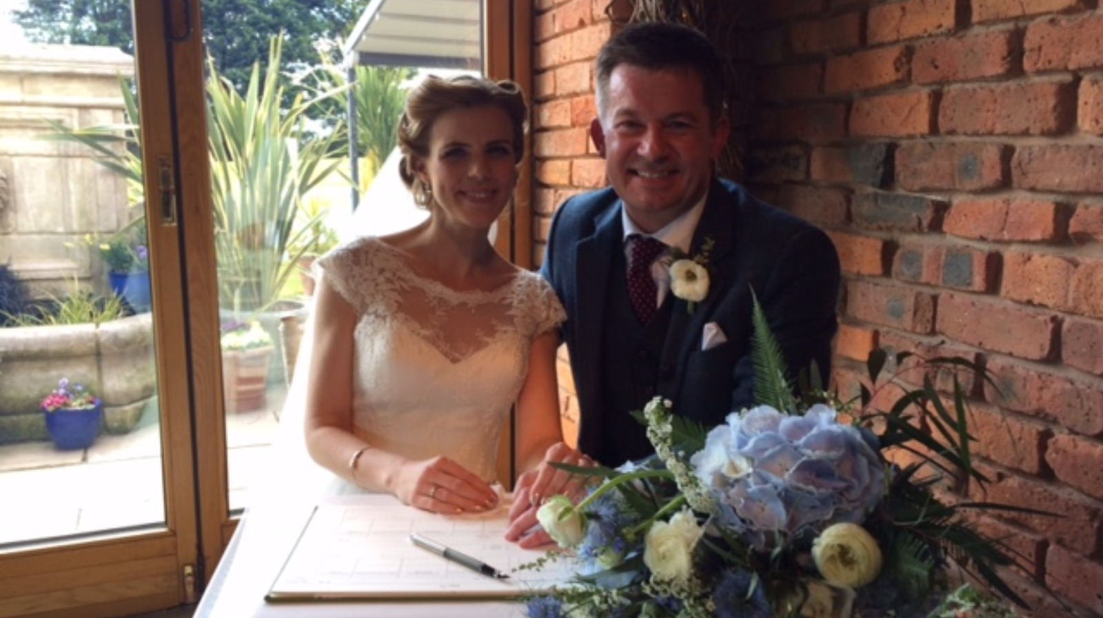 congratulations to mr and mrs payne
