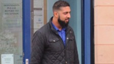 Police officer found guilty in hoax terror alert case