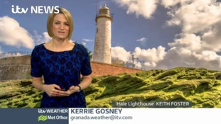 Weather with Kerrie - Drier and warmer