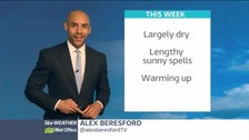 Central weather: Your forecast for the days ahead