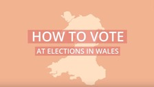 How to vote in tomorrow's elections in Wales