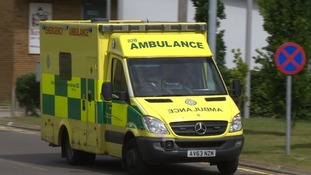 Ambulance staff and volunteers have been thanked for their hard work during another busy bank holiday weekend.