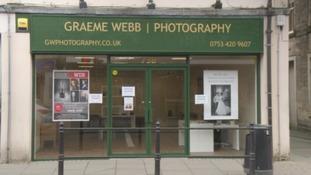 Graeme Webb photography