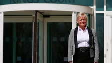 Former head of legal services at Northumbria Police Denise Aubrey
