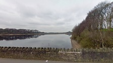 Yarrow reservoir in Hodge Brow
