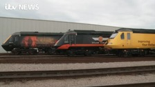 InterCity 125 40th anniversary