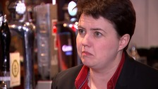 Ruth Davidson, the leader of the Scottish Conservatives, is bullish about her party's prospects.