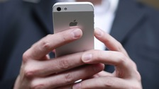 iPhone users targeted by new phishing scam