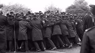South Yorkshire Police urged to open up Orgreave archives