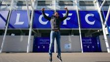 Leicester City celebrations continue after Premier League win