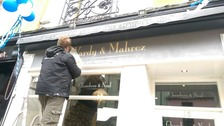 Salon changes name to celebrate Leicester victory