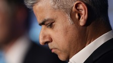 Tory attacks over extremist links and the anti-semitism row fail to dent Sadiq Khan's mayoral campaignn