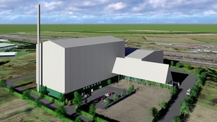£80million waste-to-energy plant plans go on display
