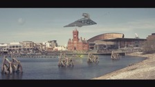 May the 4th be with you: Star Wars arrives in Cardiff
