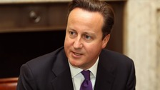 David Cameron will urge the world to continue to give support to the emerging democracies of the Arab Spring