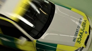 Pedestrian dies after collision involving HGV