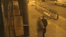 CCTV appeal after 'frightening' city centre sex attack