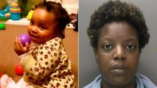 Baby Keegan was murdered by Kandyce Downer