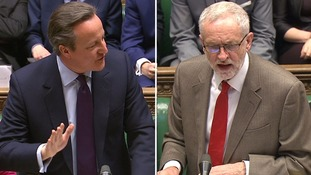 PM and Corbyn clash over anti-Semitism and mayoral race row