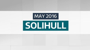 Local elections 2016: Solihull seats