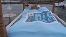 Cumbria Community Foundation's Big Sleep