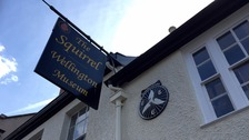 Somerset pub marked cycling club headquarters