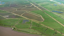 The newly purchased land sits alongside Breydon Water and Berney Marshes