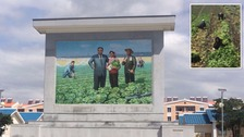 What is it North Korea doesn't want us to see, and why?