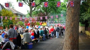It is hoped street parties will take place across the country for the Queen's 90th Birthday