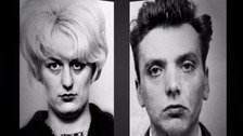 Myra Hindley and Ian Brady.