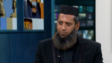 'I wish I could sue the Prime Minister' says London cleric Suliman Gani
