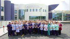 Northumbria NHS Trust rated 'outstanding' by CQC