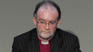 The Bishop of Liverpool, the Rt Rev James Jones, 64