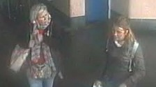 CCTV appeal for witnesses after woman murdered in Bournemouth