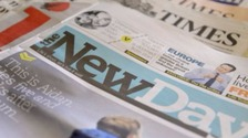 New Day newspaper 'set to close after two months'