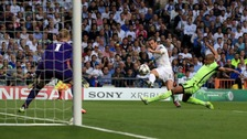 Bale's goal was enough to knock out City