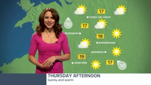 West Midlands weather: A dry and sunny Thursday ahead