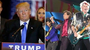 Rolling Stones ask Donald Trump to stop playing their music