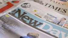 New Day newspaper to close nine weeks after launch
