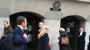 Former spin doctor Andy Coulson.